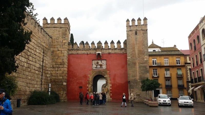 Visita guiada al Alcazar de Sevilla