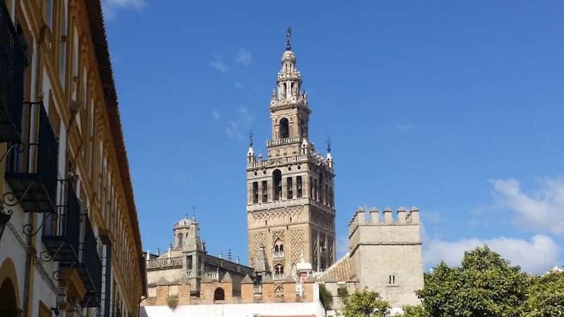 La Giralda Bell Tower