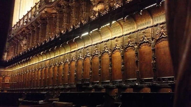 Organo de la catedral de Santa Maria de la Sede