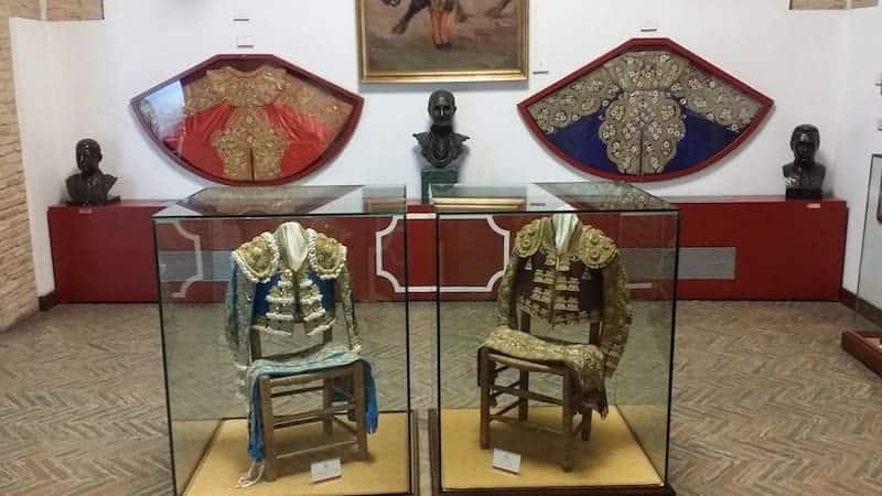 Museo de la tauromaquia de la Real Maestranza