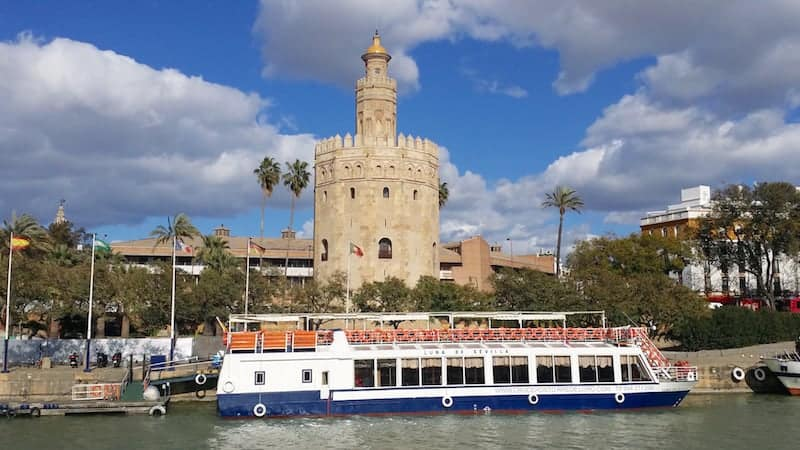 Gold Tower - Torre del oro