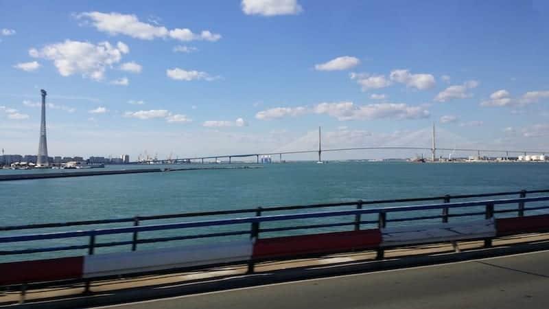 Vistas al Puente Nuevo