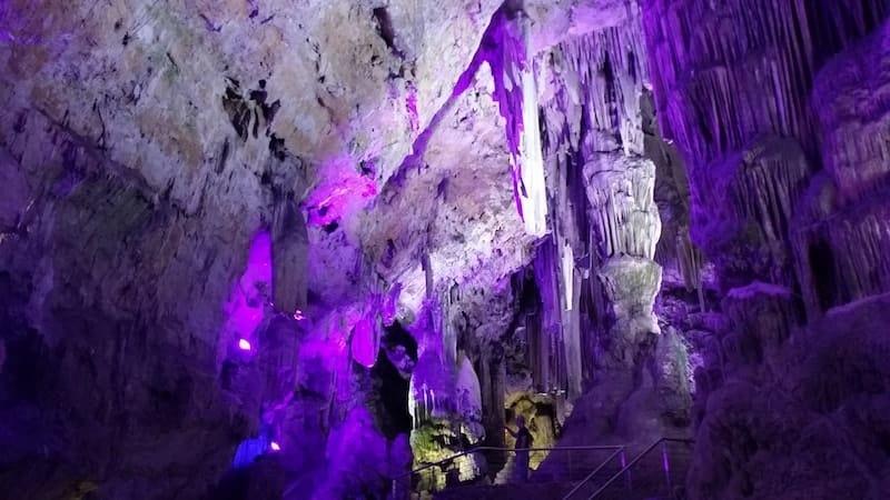 San Miguel Caves