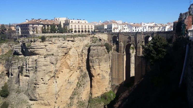 Visit to the old city of Ronda