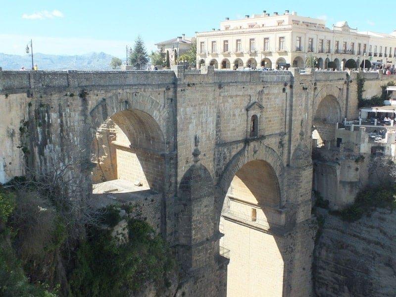 Puente Nuevo desde el Mirador de San Juan Bosco