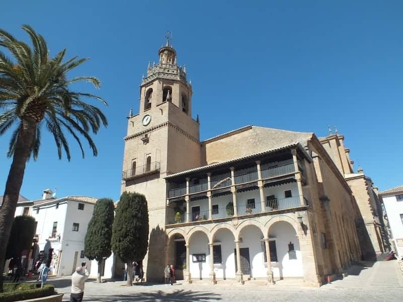 Iglesia de Santa María la Mayor de la Inmaculada Concepción