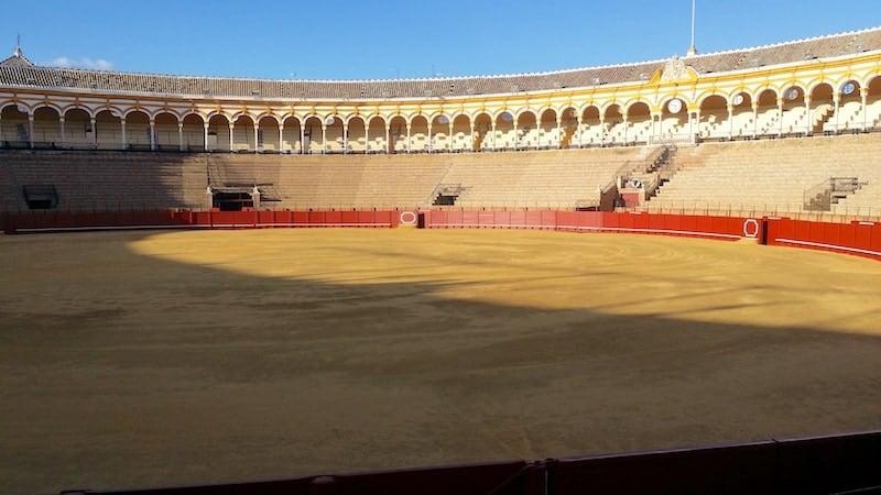 Plaza de toros Sevilla
