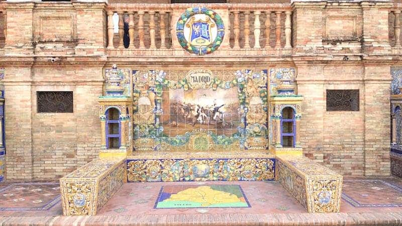 mosaico madrid